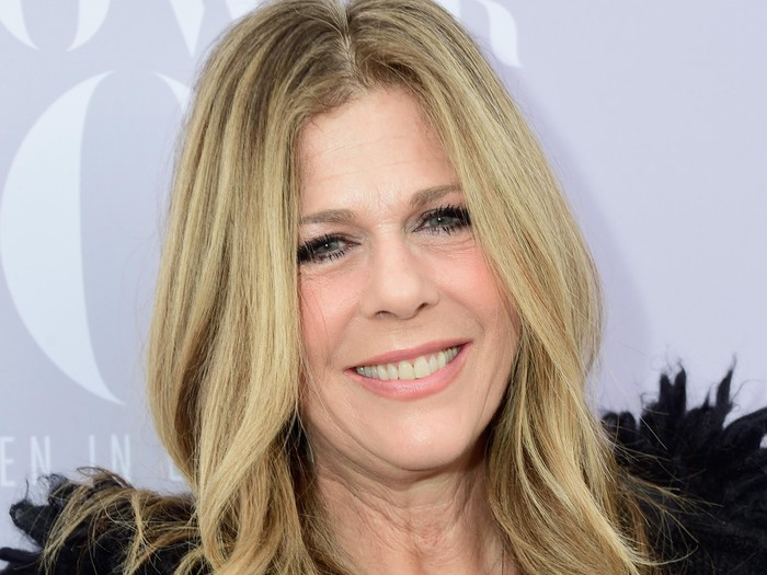 LOS ANGELES, CA - DECEMBER 09:  Actress Rita Wilson attends the 24th annual Women in Entertainment Breakfast hosted by The Hollywood Reporter at Milk Studios on December 9, 2015 in Los Angeles, California.  (Photo by Frazer Harrison/Getty Images for The Hollywood Reporter)