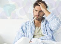 Saat Sedang Demam dan Flu Kok Ngga Selera Makan Ya? Ini Sebabnya!