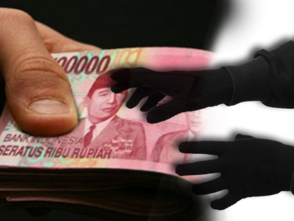 Polwan Ini Kena Ciduk, Terima Rp 450 Juta Janjikan Masuk Polisi