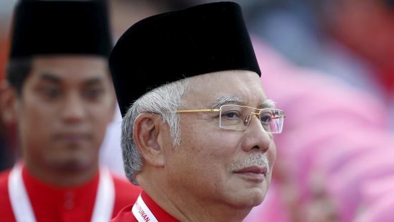 Kembali Komentari Skandal Korupsi 1MDB, PM Malaysia: Tidak akan Mundur!