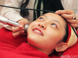 Intip Natalie Zenn Perawatan Wajah, Yuk!