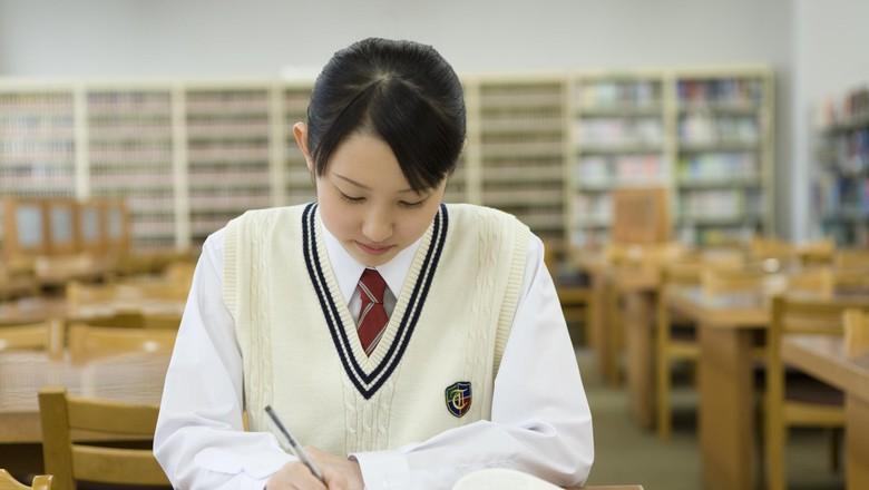 Cara Tepat Menyikapi si Kecil yang Bosan Pergi Sekolah/ Foto: thinkstock