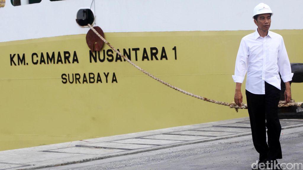 Tol Laut Disebut Ditinggalkan Jokowi, Ini Pembelaan TKN