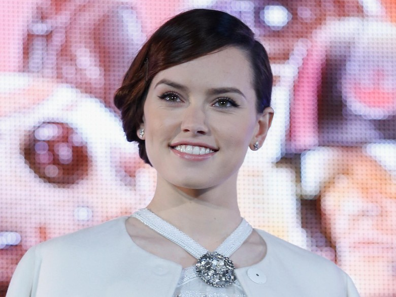 Daisy Ridley. Foto: Christopher Jue/Getty Image