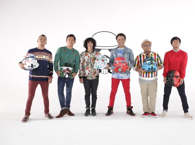 Nidji Buka Puasa 5 Tahun Tanpa Album Lewat Love, Fake & Friendship