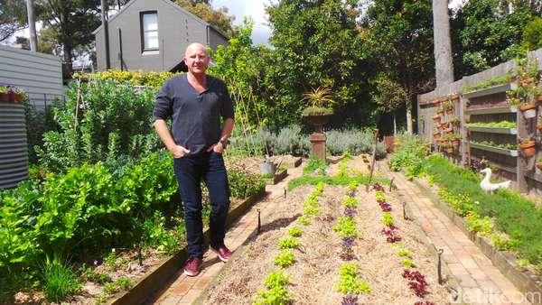 Chef Matt Moran, Antara Sayur Kebun Sendiri dan Nasi Goreng