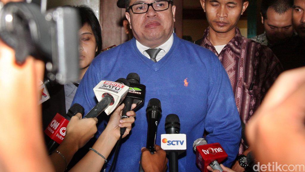 Dipolisikan Istri Gatot Pujo karena Duit Rp 1,29 M, Razman: Itu Fee!