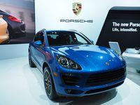 Ilustrasi Porsche Macan