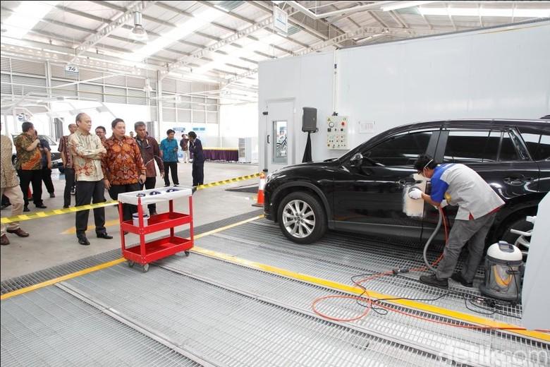 Ilustrasi (Foto: Mazda Motor Indonesia)