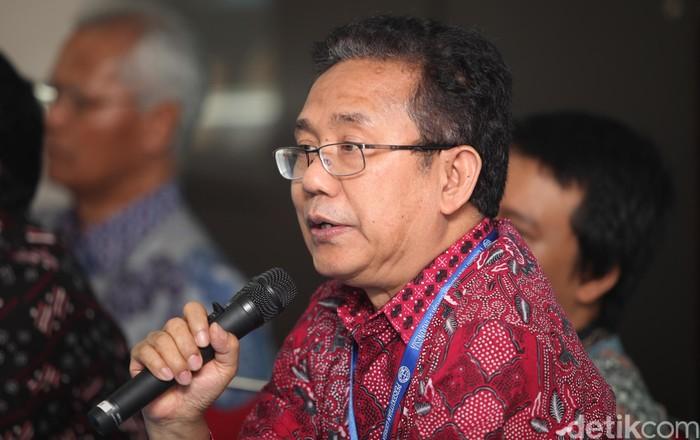 Sekretaris Umum (Sekum) Persekutuan Gereja-gereja di Indonesia (PGI) Gomar Gultom