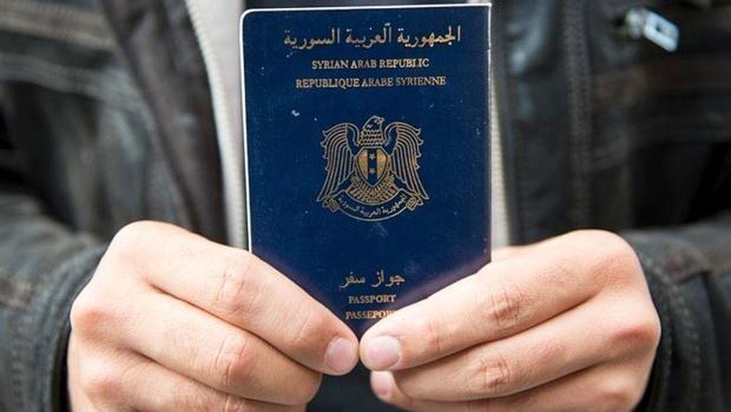 Peruri Berencana Cetak Paspor untuk Palestina