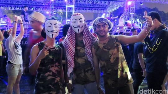 Melihat Lagi Keseruan Penonton DWP di Jakarta