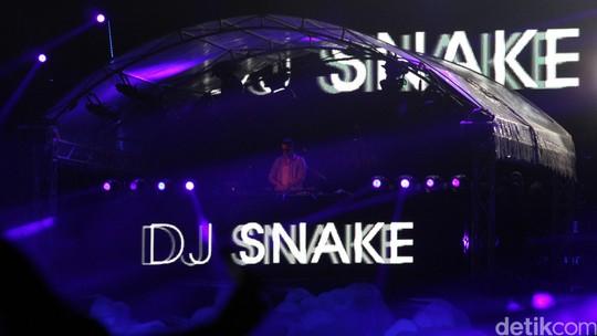 Galantis, DJ Snake, Kaskade hingga Tiesto Getarkan DWP 2015 Hari Kedua