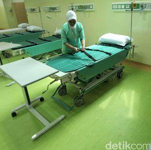 Perawat Harian Lepas dan Honorer Tuntut Jadi Pegawai Tetap