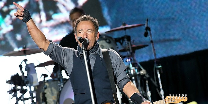 Konser Bruce Springsteen di Dallas, Texas