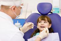 Gigi dewasa pada anak berlebih.