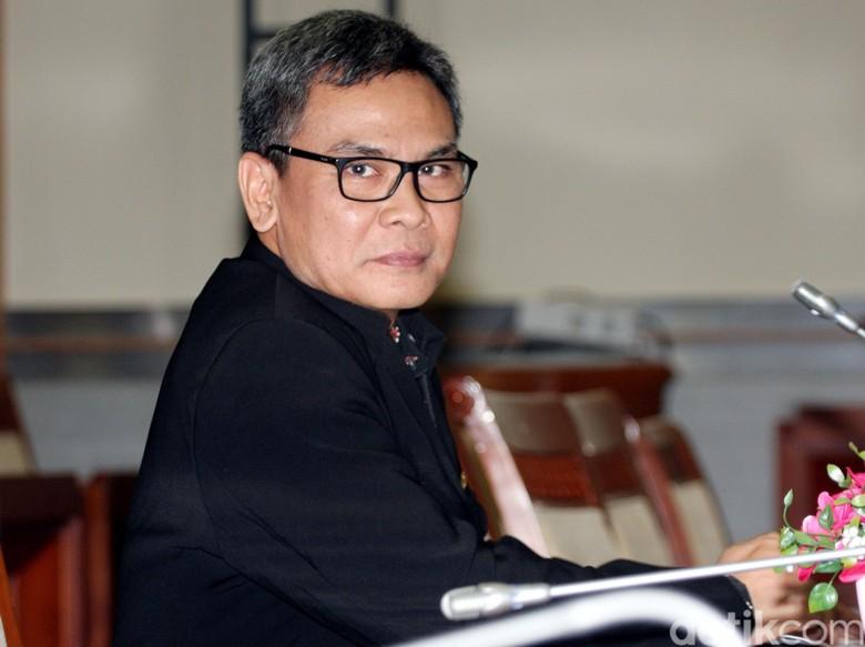 Johan Budi: Tidak Benar Ada Barter Revisi UU KPK dengan RUU Tax Amnesty