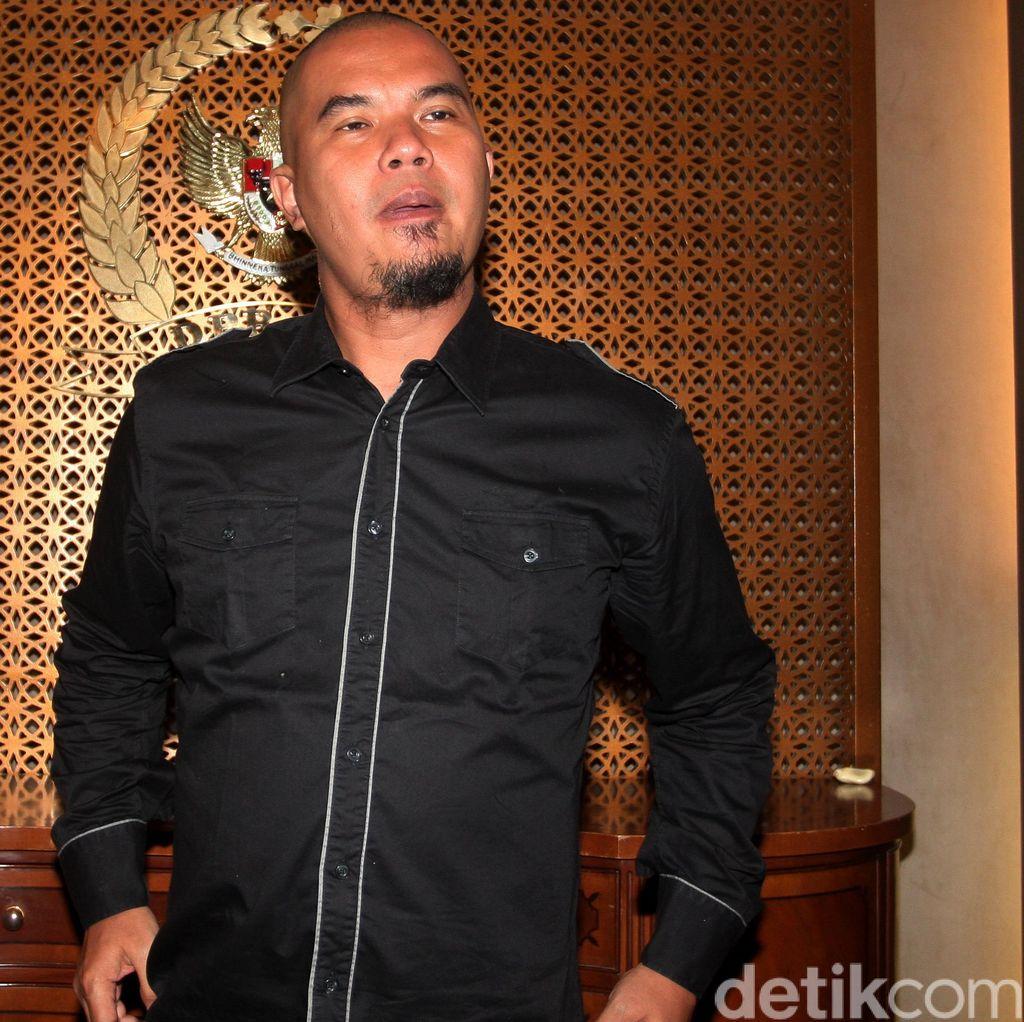 Ahmad Dhani Dilaporkan Atas Dugaan Penipuan