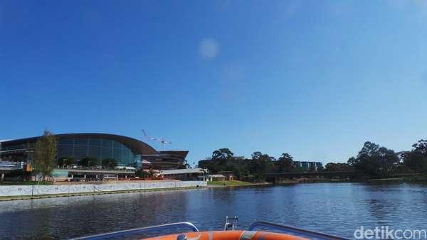 Menyusur Sungai Torrens Bersama Popeye di Adelaide
