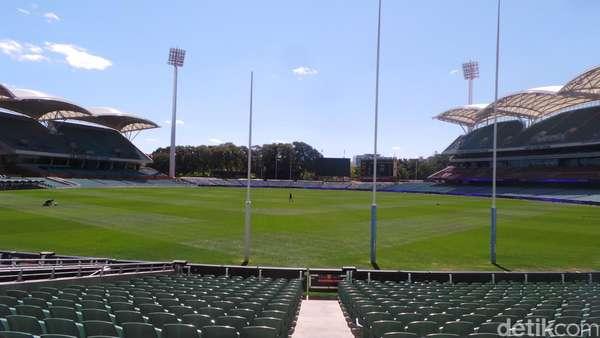 Belajar Revitalisasi Stadion Tua dari Adelaide Oval