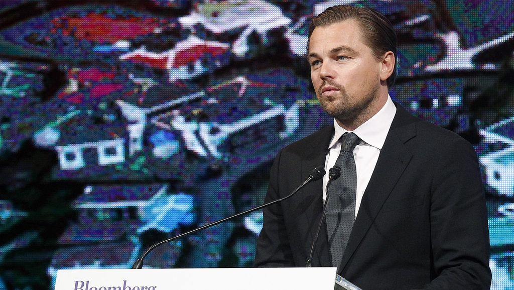 Aktor Leonardo DiCaprio Unggah Foto PLTU Suralaya, Soroti Polusi Udara