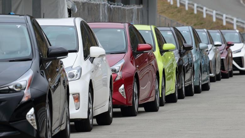 Toyota Prius Foto: Toyota Motor Corporation