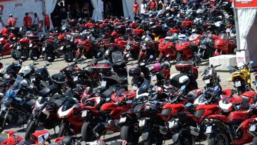 Pecinta Ducati Lebaran di Italia Bulan Juli
