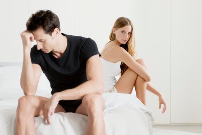 Sulit ereksi menunjukkan bagaimana kondisi tubuh pria saat itu. Dilansir Mens Fitness, kesulitan ereksi terjadi karena adanya masalah di tubuh hingga pikiran. Foto: Getty Images