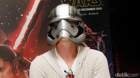 Princess Leia hingga Captain Phasma, Gaya Artis di Gala Premiere Star Wars