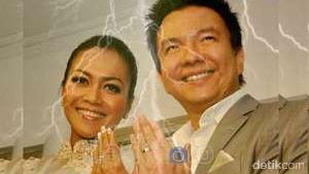 Mantan Suami Denada, Jerry Aurum Diciduk Polisi karena Narkoba