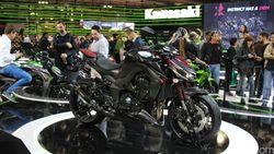 Belum Tertarik Lawan Motor Listrik, Kawasaki Loyo Tandingi Skutik