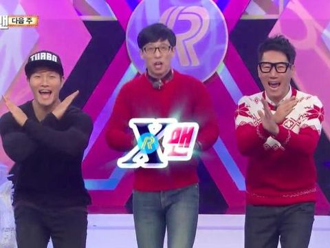 Running Man Episode X-Men