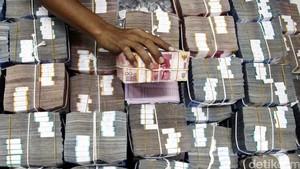 Kebutuhan Uang Tunai Selama Lebaran Tembus Rp 191 Triliun