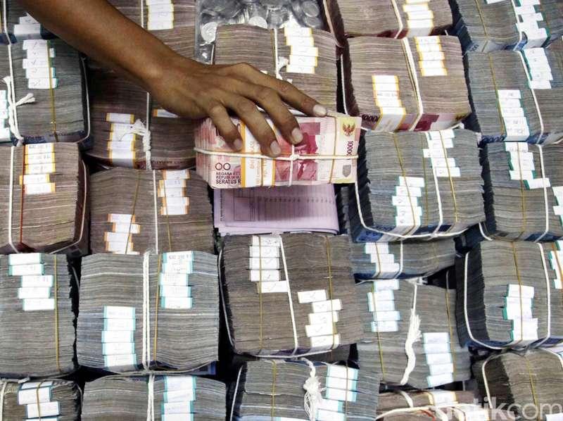Sumber Cicilan Utang Pemerintah Rp 400 Triliun di 2019