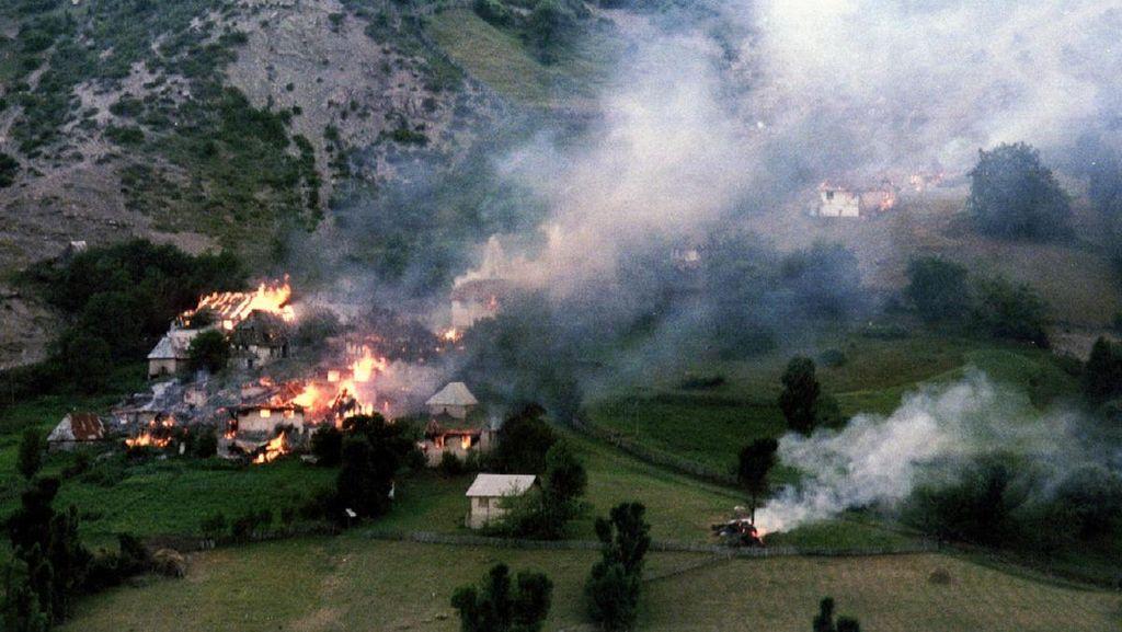 Ikut Bakar 57 Muslim Bosnia, Eks Tentara Serbia Dipenjara 20 Tahun