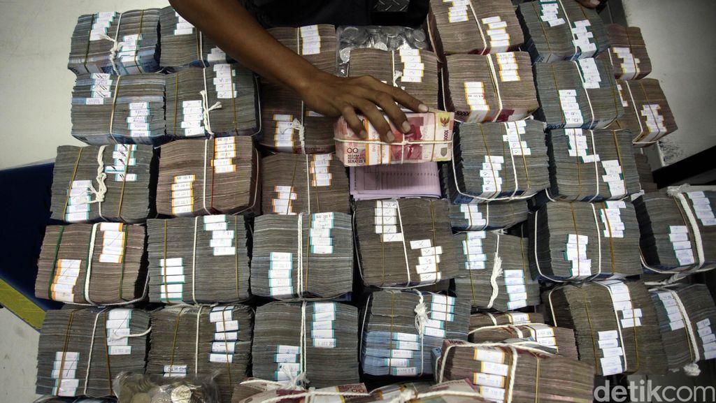 Dalam 4 Tahun Pemerintah Sudah Berutang Rp 1.814 Triliun