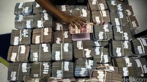 Dalam Setahun Utang Pemerintah Naik Jadi Rp 4.363 Triliun