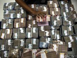 Utang Pemerintah Naik Lagi Jadi Rp 4.478 Triliun
