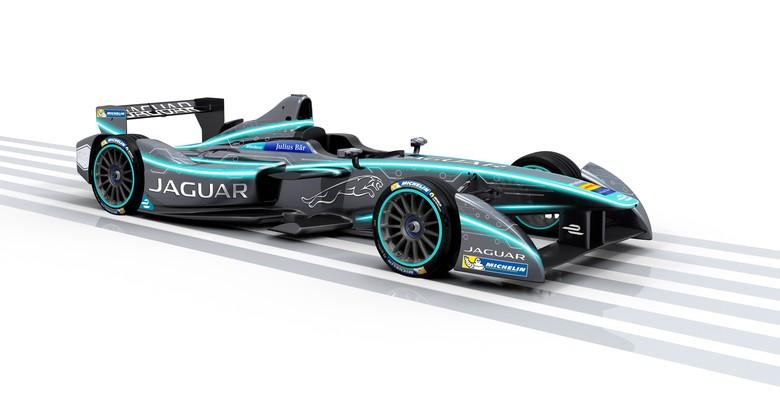 Jaguar Formula E. Foto: Jaguar