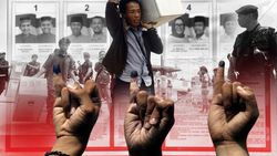 Nihil Calon Independen, Atep Eks Persib Batal Maju Pilbup Bandung