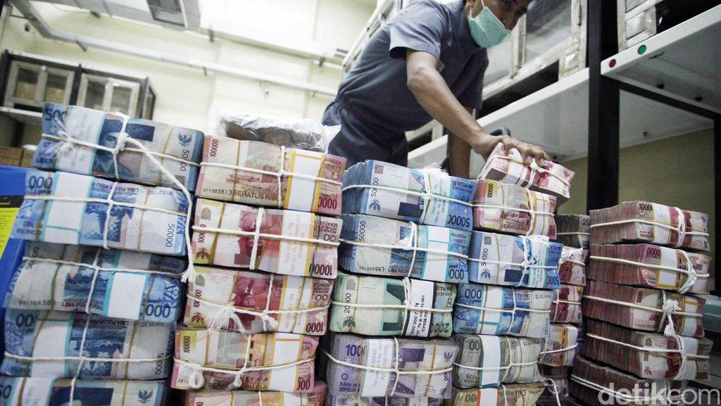 Bank Mandiri Siapkan Rp 54 T Penuhi Kebutuhan Uang Tunai Lebaran