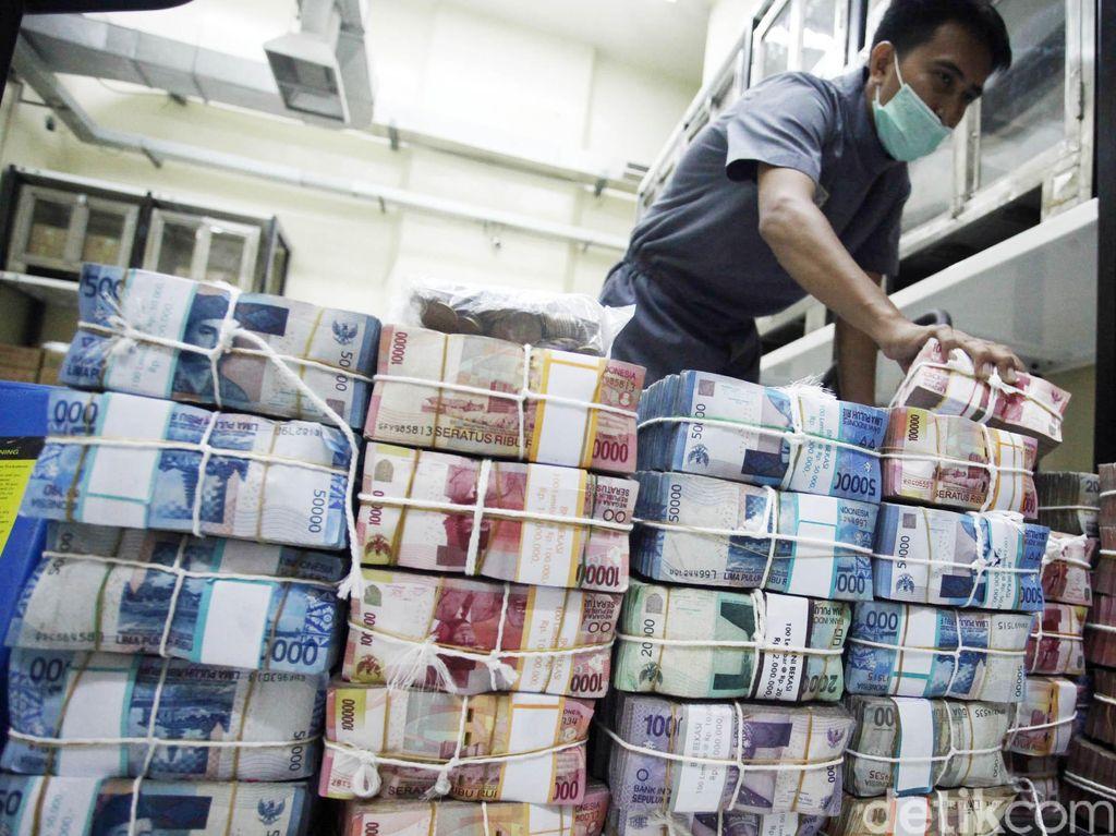 Utang Pemerintah Naik Lagi Jadi Rp 4.253 Triliun