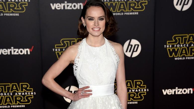 Daisy Ridley Butuh Terapi Setelah Star Wars: The Force Awakens