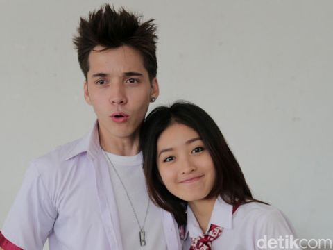 Verrell atau Stefan William, Mantan Terindah Natasha Wilona?