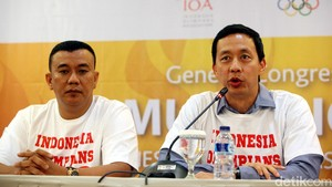 Terkait Polemik Anggaran Pelatnas, Asosiasi Olimpian Akan Temui Menpora