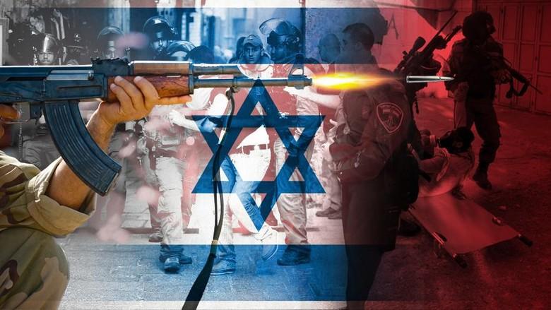 Hendak Tikam Tentara Israel, Warga Palestina Ditembak Mati