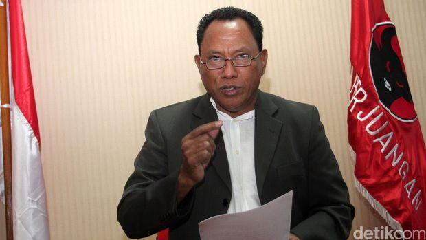 Ketua DPP PDIP Komaruddin Watubun