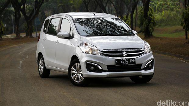 Suzuki Ertiga model 2015