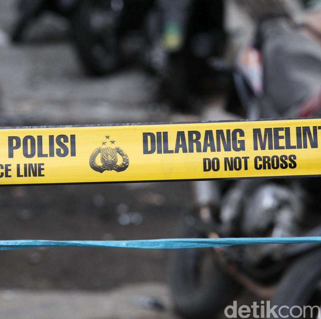 Polsek di Jambi Diserang, Pelaku Bersenjata Tajam Ditangkap