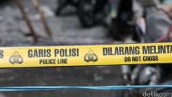 Polisi Tangkap 8 Orang Pelaku Pungli di Tanah Abang